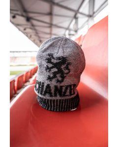 Mütze Schanzer grau