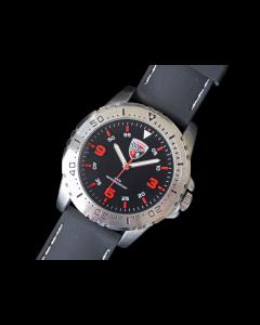 Armbanduhr Logo
