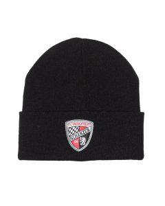 """Mütze """"Logo"""" schwarz"""