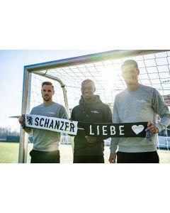 Schal Schanzer Liebe