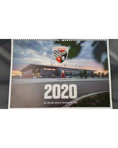 Jahreskalender FCI 2020