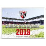 Jahreskalender FCI 2019