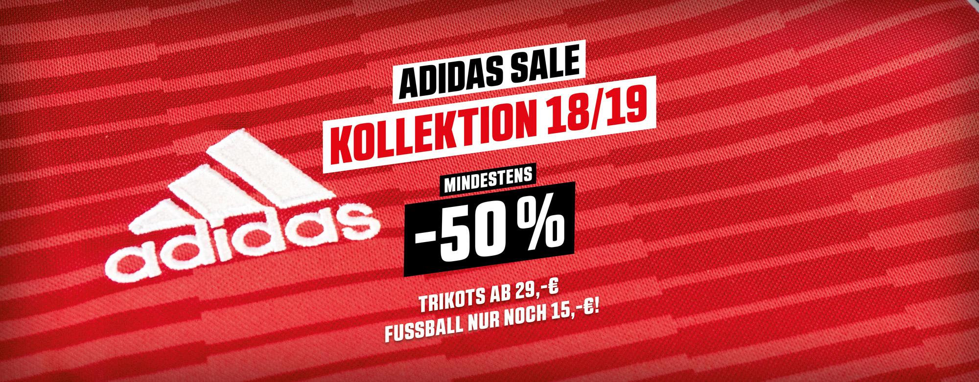 SALE Adidas 18/19