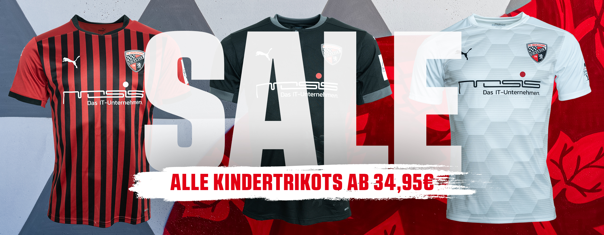 Kindertrikots SALE 2021