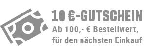 Gratis Gutschein ab 100€